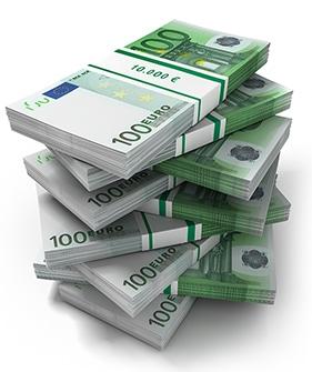 colonna soldi