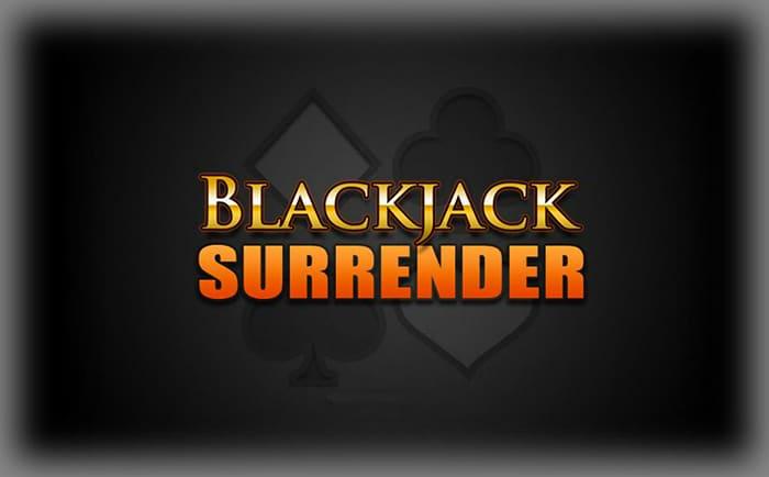 Trucchi Blackjack Online AAMS Surrender