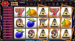 Slot Machine Cha Cha Cha